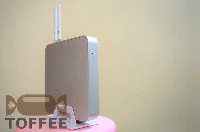 TOFFEE WAN Optimization Device [CDN]