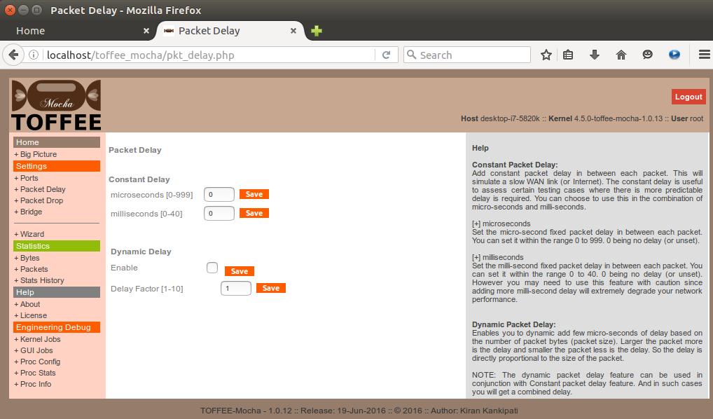 TOFFEE_Mocha settings packet delay [CDN]