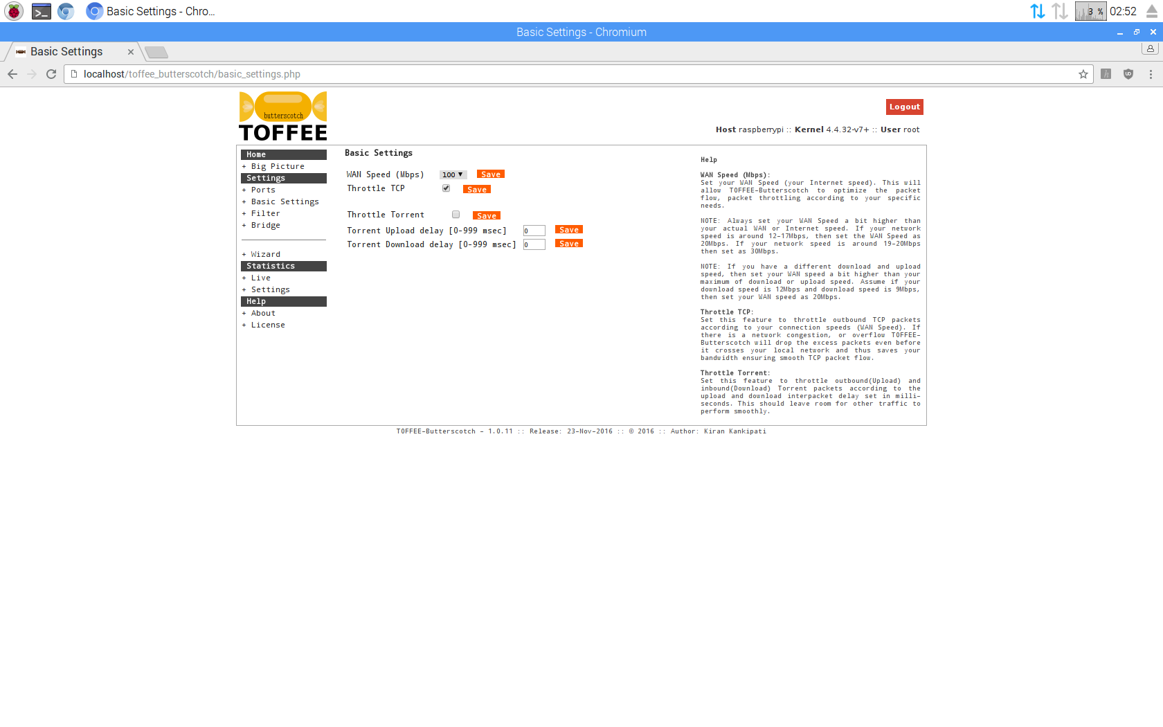 TOFFEE_Butterscotch Throttle TCP [CDN]