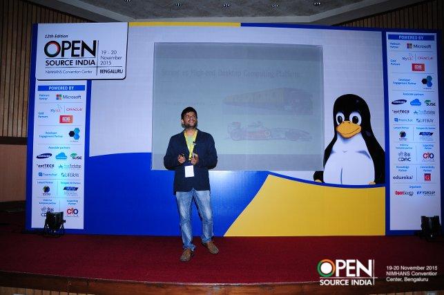 Kiran Kankipati OSIDays 2015 Bangalore India [CDN]