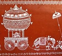 Warli art (Warli painting)