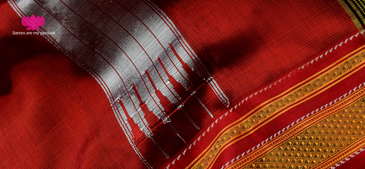 01 Ilkal Cotton Sarees - Sarees are my passion