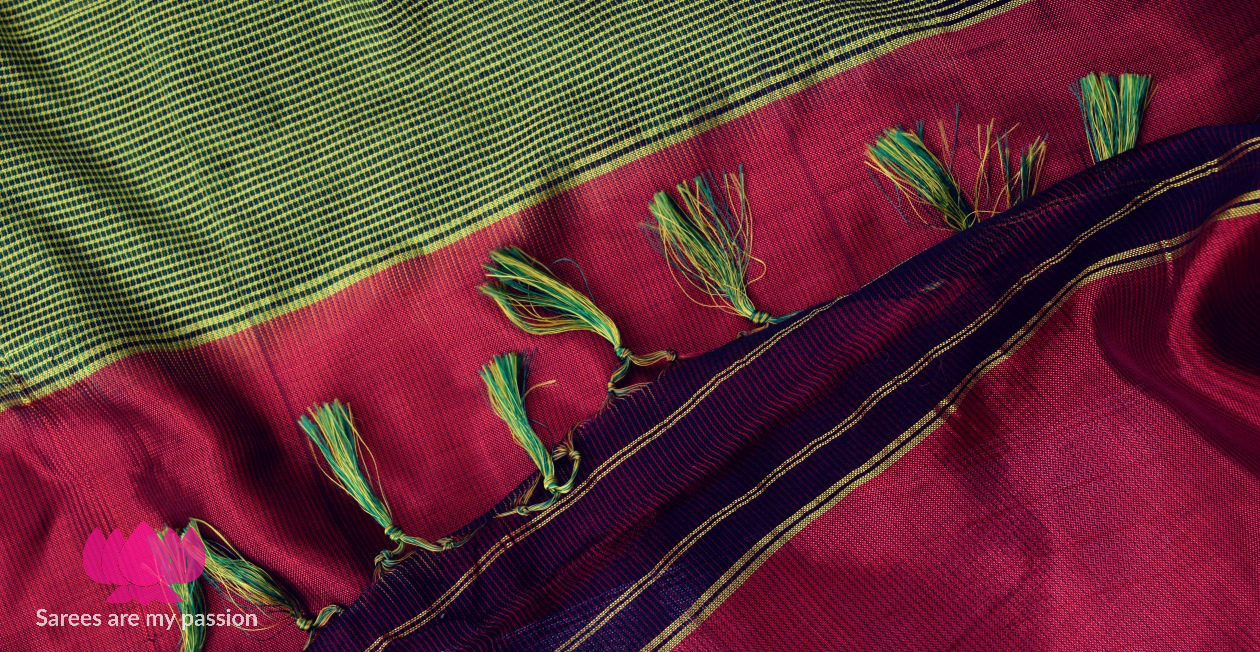 02 Ilkal Cotton Sarees - Sarees are my passion