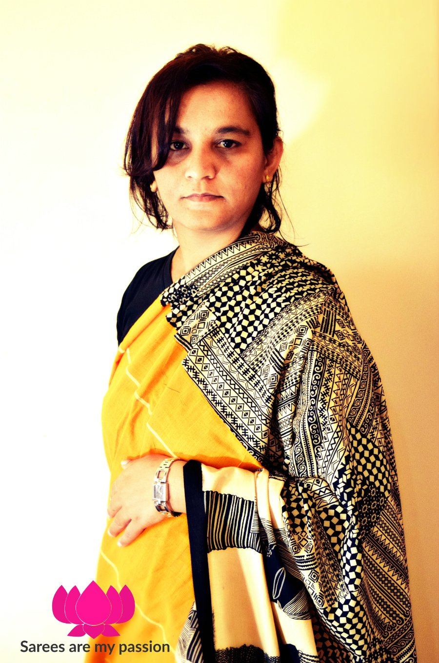 Sarees are my passion - Khesh Cotton