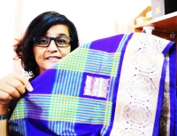 Bangalore Handloom Silk Saree by Sarees are my passion