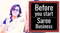 Before you start a Saree Business